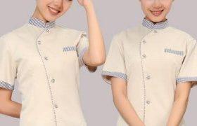 Áo đồng phục quán ăn cửa hàng