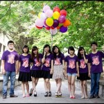 Dịch vụ in áo đồng phục học sinh